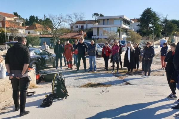 Edukacija GDCK Zadar sa RK Sv. Roko