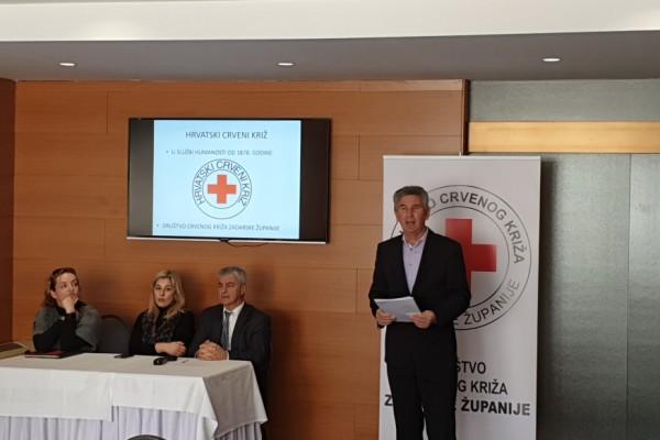 Skupština Društva Crvenog križa Zadarske županije