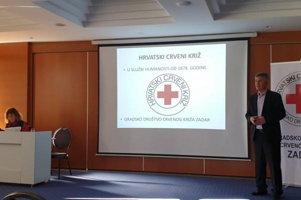 Skupština Gradskog društva Crvenog križa Zadar