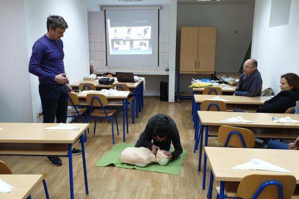 Odlična suradnja Gradskog društva Crvenog križa Zadar i Udruge turističkih vodiča Donat